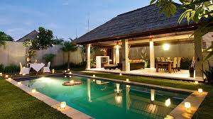 3 Bedroom Villa In Seminyak Awesome Design
