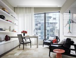 Jennifer Post Design Revealed Inside The Model Residences Of Zaha Hadids 520 West