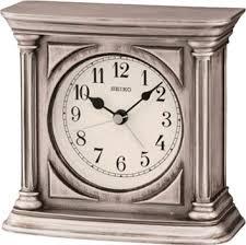 <b>Настольные часы Seiko</b> Clock <b>QXE051SN</b>. Купить выгодно ...
