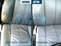 cleaning leather car seats seat repair and clean household products can you with vinegar home remedy