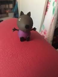 PEPPA PIG MASHEMS Wendy Wolf Fash'ems collectibles - £2.00 | PicClick UK