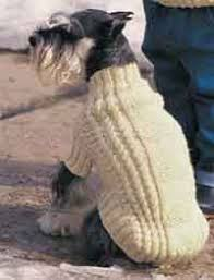 Free Knitted Dog Sweater Patterns Unique Over 48 Free Pet Knitting Patterns At AllCraftsnet