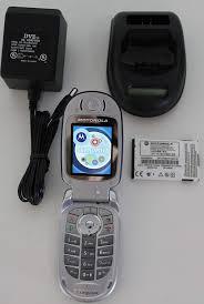 MOTOROLA V557 UNLOCKED GSM PHONE