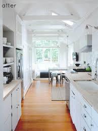 bright kitchen lighting. Bright Kitchen Lights Before After Light Makeover Design Sponge In Lighting Small Home Remodel O