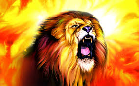 Lion Face Images Hd posted by Michelle ...