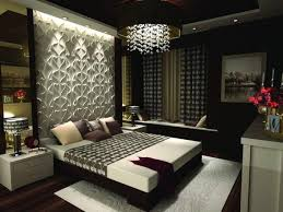 trendy bedroom decorating ideas home design: modern wall decorating ideas and interior design trends