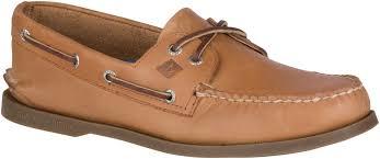 authentic original leather boat shoe