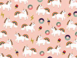 Unicorn Pattern Wallpapers - Top Free ...