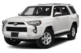 2018 Toyota 4Runner | Interior Image | Car Preview and Rumors