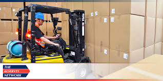The Skills To Look For In Your Next Forklift Driver