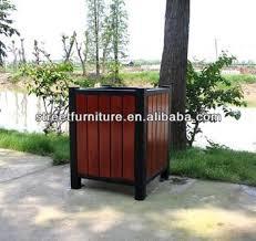 outdoor planter boxes. Outdoor Wooden Design Garden Flower Planter Boxes/planter Pots Boxes