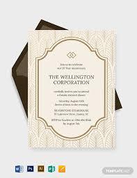 Unveiling Invitations 424 Free Invitation Templates Pdf Word Psd Indesign