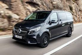 Now, its presence in xxl format is even more stylish and dynamic. Airmatic For The People With Latest Merc V Class Cars Co Za