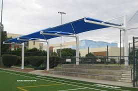 cantilever patio patio shade fabric structure contractor san diego