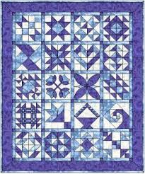 Singing the Blues - Free Block of the Month Quilt Patterns ... & Singing the Blues - Free Block of the Month Quilt Patterns – BOMquilts.com Adamdwight.com