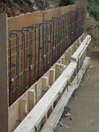 diy concrete retaining wall photos and door tinfishclematis