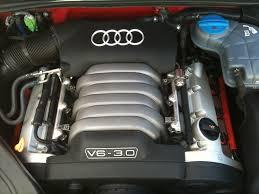 2003 Audi A4 3.0 Quattro Engine