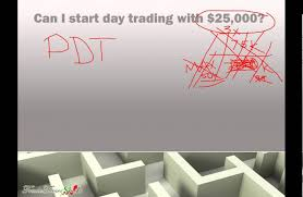 What Is A Pattern Day Trader Fascinating Rules Regs Pattern Day Trader Live Trading News