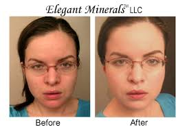makeup before and after. 10-before-after-elegant-minerals-natural-foundation-makeup. makeup before and after