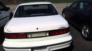 1992 Chevy Lumina Tour - YouTube