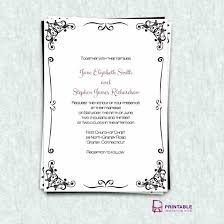 Invitations Cards Templates Full Size Of Templates S Free Printable