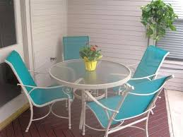 blue sling patio chair replacement sling fabric for patio chairs patio designs blue sling back patio