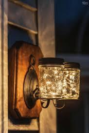 Glass Jar Lights Diy Solar Mason Jar Lights My Place Solar Mason Jars Mason