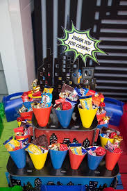 Pj Mask Party Decoration Ideas Kara's Party Ideas PJ Masks Superhero Birthday Party Kara's 21