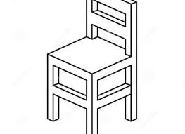 chair clipart black and white. Interesting And Table And Chair Clipart Black White Clipartxtras  E Jpg 440x320 Clipart And Chair Black White B