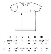 Size Guide Vinyl Bear Clothing