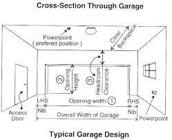 standard garage door sizes typical garage door size standard garage door sizes remarkable standard garage door