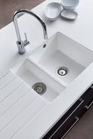 white undermount kitchen sinks. Beautiful Kitchen Stunning Encore Glacier White Worktop With Undercounted Sink Think  This Really Works Matching The Two Together In White Undermount Kitchen Sinks E