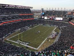 philadelphia eagles club seating at lincoln financial field rateyourseats