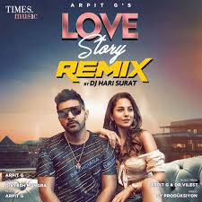 Love Story Remix Song Download: Love Story Remix MP3 Song Online Free on  Gaana.com