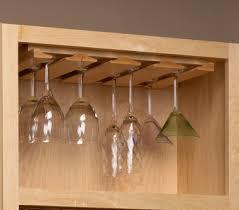 Kitchen Cabinet Conundrum Kitchen Bath Remodeling Diy Diy Stemware Rack