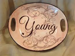 project 43 pyop forget finding your initial monogrammed on items paint it yourself on