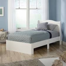 Sauder Classic Storybook Twin Mates Bed Soft White Walmart