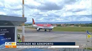 CETV 1ª Edição – Juazeiro do Norte   Aeroporto de Juazeiro do Norte vai  poder receber aviões maiores