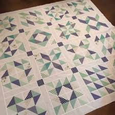 Have Fun With Half-Square Triangle Quilt Blocks & Half Square Triangle Quilt Adamdwight.com
