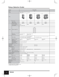 catalog relay idec beeteco com 5 4 category power relay