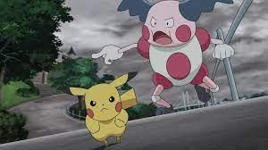 Xem Phim Pokémon Journeys tập 30 vietsub - The Reluctant Pikachu and the  Exasperated Barrierd! Pikachu lưỡng lự và Barried bực tức! vietsub - Tập  Mới Nè
