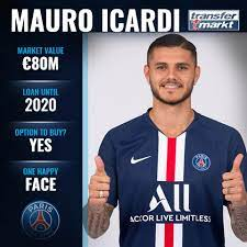 Mauro Icardi seems to be really happy... - Transfermarkt.com