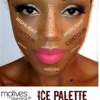 how to put makeup on african skin