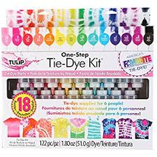 Small Picture Amazoncom Tulip One Step 12 Color Tie Dye Kit Super Big Arts