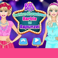 barbie vs rapunzel