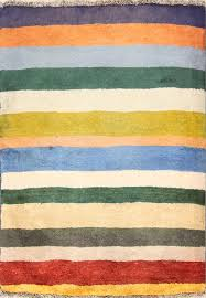 area rugs one of a kind striped modern gabbeh shiraz persian hand