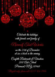 Invitation To Company Holiday Party Corporate Holiday Party