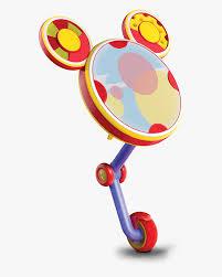 Transparent Mickey Mouse Club Logo