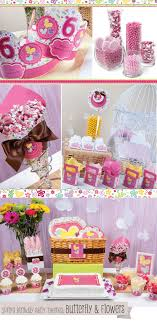 Butterfly And Flower Party Ideas Big Dot Of Happiness .