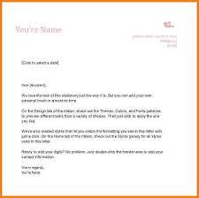 free personal letterhead 5 personal letterhead template free invoice letter